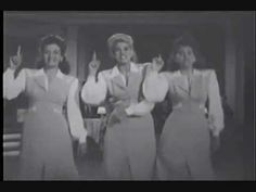 Dance With The Dolly With The Hole In Her Stocking - The Andrews Sisters