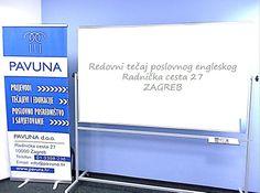 Redovni tečaj poslovnog engleskog jezika, Radnička cesta 27, Zagreb. www.pavuna.hr