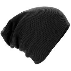 394c4c06082 NEW Men Women Fashion Knit Baggy Beanie Oversize Winter Hat Ski Slouchy  Chic Cap   3.96