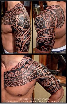 Tribal tattoos for men. This is a great idea for men looking for a great tatoo d. Tribal tattoos for men. This is a great idea for men looking for a great tatoo d. Tribal Armband, Aztec Tattoo Designs, Tribal Tattoos For Men, Tattoos For Guys, Armband Tattoo, Geometric Tattoos, Best Sleeve Tattoos, Body Art Tattoos, Tattoo Ink