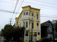 San Francisco Painted Lady Victorian | Flickr - Photo Sharing! CORNER BUILDING