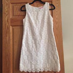 Spotted while shopping on Poshmark: Lilly Pulitzer White Lela Dress! #poshmark #fashion #shopping #style #Lilly Pulitzer #Dresses & Skirts