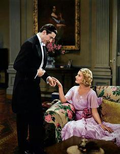 Bela Lugosi & Helen Chandler in Dracula 1931