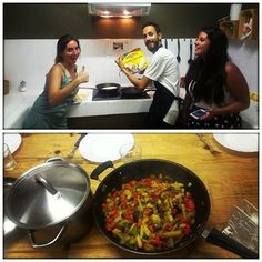 Mexican food! Tacos night! Thanks to Luis#hostellife#barcelovers #yummy #homemade #food #méxico