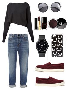 """""""irresistible"""" by designedbyalex ❤ liked on Polyvore featuring Crea Concept, Alexander Wang, ASOS, The Horse, Wood Wood, Chanel and Lauren Ralph Lauren"""