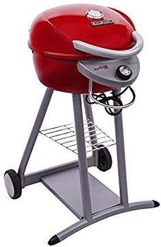 Amazon.com: Char-Broil TRU-Infrared Patio Bistro Electric Grill, Red: Garden & Outdoor Char Broil Electric Grill, Best Electric Grill, Char Broil Grill, Indoor Electric Grill, Indoor Grill, Patio Grill, Bbq Grill, Grilling, Gas Grill Reviews