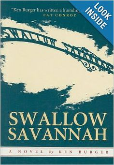 June - Swallow Savannah:  Ken Burger (meeting and book signing with the author)