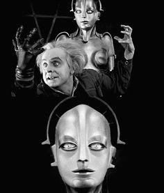 METROPOLIS Metropolis 1927, Horror, Fictional Characters, Art, Art Background, Kunst, Performing Arts, Fantasy Characters, Art Education Resources