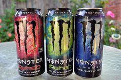 Monster Rehab♥