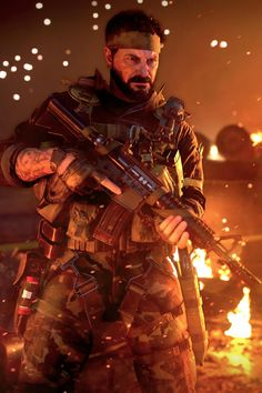 New Call Of Duty: Black Ops Cold War Trailer