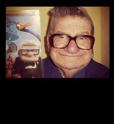 Mr. Fredrickson doppelganger
