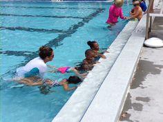 2014 - Brookshire Elementary K-2 swim program