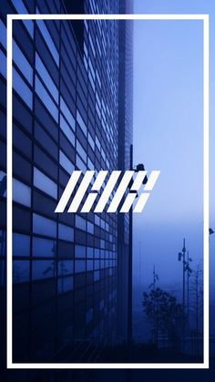 iKON LOGO wallpaper cr: yglockscreen