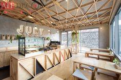 Tư vấn thiết kế nội thất quán Cafe đẹp