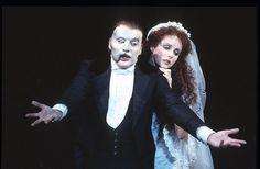 Love Never Dies: Michael Crawford and Sarah Brightman in The Phantom of the Opera