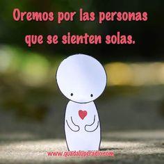 oremos por quienes sienten soledad  #tampico