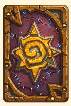 A card back is the art on the back of your cards. It is viewed in game by you and your opponent, when you open a pack, and when you view your cards in the my collection viewer. Menu Ranked Play Card Backs [. Blizzard Warcraft, Elemental Powers, Art Carte, Hand Painted Textures, Blizzard Hearthstone, Game Icon, Wow Art, Magic Book, Texture Painting