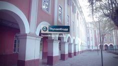 ThyssenKrupp Elevadores - Responsabilidade Social / Produção: Núcleo Corporativo - Madrecita Filmes - www.madrecitafilmes.com.br
