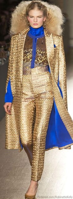when i am crowned queen of the universe i will wear this // L'WREN SCOTT Fall 2013