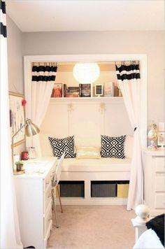 Cute Girl Bedroom Decoration Idea 121