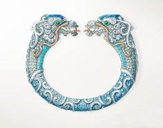 Van Cleef & Arpels Dragons d'eau bracelet