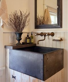 And this…this sink is amazing