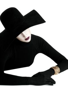 Photographer Maggie West and stylist Jessica Willis team up for their Serge Lutens-inspired fashion story.