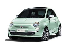 The design exciting to me_Fiat 500 C