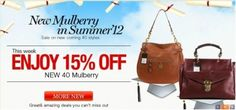 #ad Cheap Mulberry bags sale Latest release & Huge Discount!