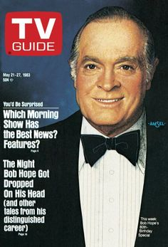 Bob Hope - 1983 - TV GUIDE