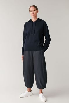Cos Trousers, Athleisure Fashion, Daytime Dresses, Aesthetic Clothes, Wide Leg, Women Wear, Normcore, Fashion Outfits, Legs
