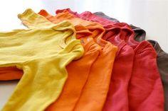 onesie dye