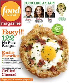 Subscribe to Food Network Magazine for up to 70% off! $18