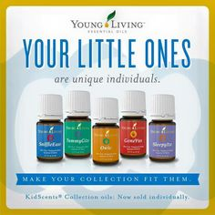 We are excited to announce that KidScents® oils will be sold individually* beginning April 27! These safe, pure alternatives are carefully formulated to help your children through the common ups and downs of childhood: • TummyGize™, Item No. 5305 • SniffleEase™, Item No. 5306 • SleepyIze™, Item No. 5307 • Owie™, Item No. 5308 • GeneYus™, Item No. 5310 Feel free to share this exciting news, as well as the attached announcement ad, with your organization. *Purchase of each blend is limited to one