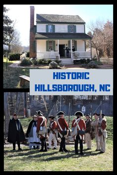 We discovered this great little town last weekend. We walked the Riverwalk trail along the Eno River, went to a Revolutionary War re-enactment, visited the Historic Visitors Center, and had a great lunch at Hillsborough BBQ Co! Best Places To Travel, Places To Go, Usa Travel, Travel Tips, East Coast Usa, Interesting Blogs, United States Travel, Travel Alone, Weekend Trips