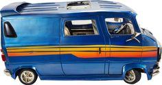 ParaNorman Mitch's Van Original Animation Prop (LAIKA, 2012).... | Lot #94103 | Heritage Auctions