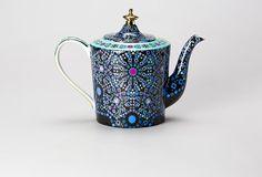 T2 - Moroccan Tealeidoscope teapot