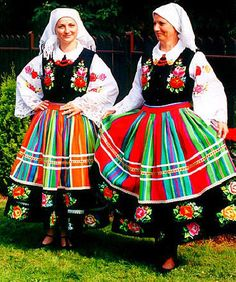Educate us! Post your countries favourite folk outfit, with a ...