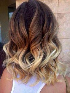 nice Модные техники окрашивания омбре: 55 Идей на все типы волос (фото) Читай больше http://avrorra.com/okrashivanie-ombre-tehniki-foto/