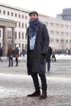 Street Style Fashion At Mercedes Benz Fashion Week Berlin. The Men Of Berlin.