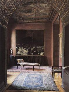 Villa Stuck: once the home of Franz von Stuck, one of Munich's great master artists of the Jungendstil (Art Nouveau) era.