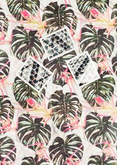 { palm pattern }