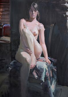 Seated figure by Robert Lemler Oil / RaymarArt Painting Competition Entry Figure Painting, Figure Drawing, Painting & Drawing, John Singer Sargent, Pose, Painting Competition, Feminine Mystique, Photo D Art, Art Competitions