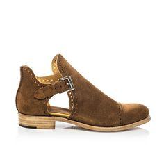 Mr. Ed Deconstructed Desert Boot