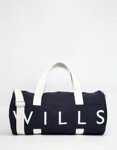 Jack Wills | Jack Wills Ledbrook Barrel Bag at ASOS