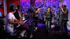 Bowe live bij Giel Beelen