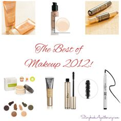 My Top Favorite #Makeup Products of 2012 -The Best of Eyes, Lips, and Face at StorybookApothecary.com