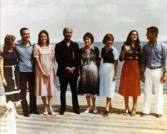 Mohamed anwar el sadat and his family