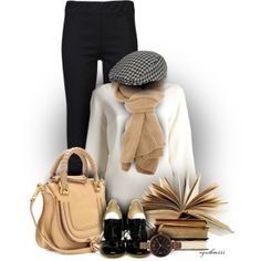 """Cute Oxfords"" by cynthia335 on Polyvore"