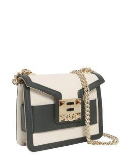 6ff598ac740 Best price on the market at italist.com Salar BEIGE SHOULDER BAGS. Beige  Shoulder